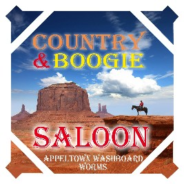 Appeltown Washboard Worms - Country & Boogie Saloon